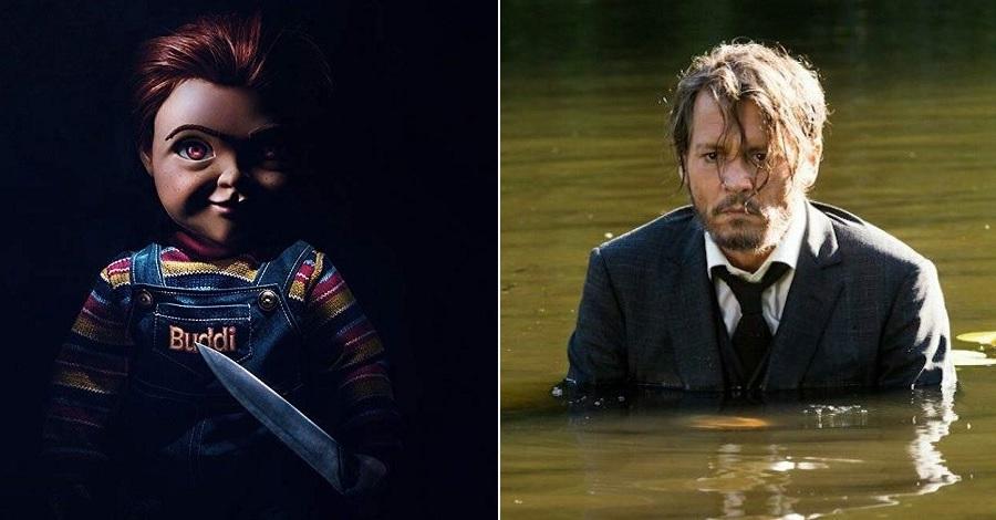 La bambola assassina e Johnny Depp professore tra i film al cinema dal 20 giugno