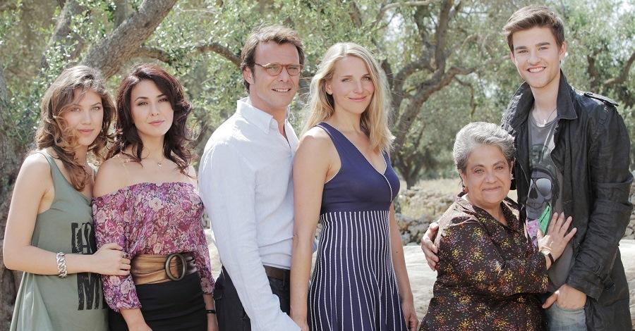 Il cast completo del film tv La mia bella famiglia italiana
