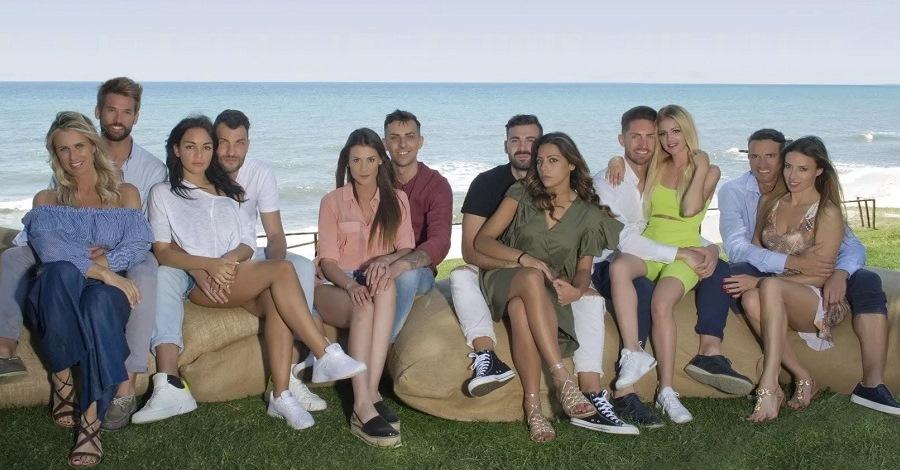 Il cast di Temptation Island 2019