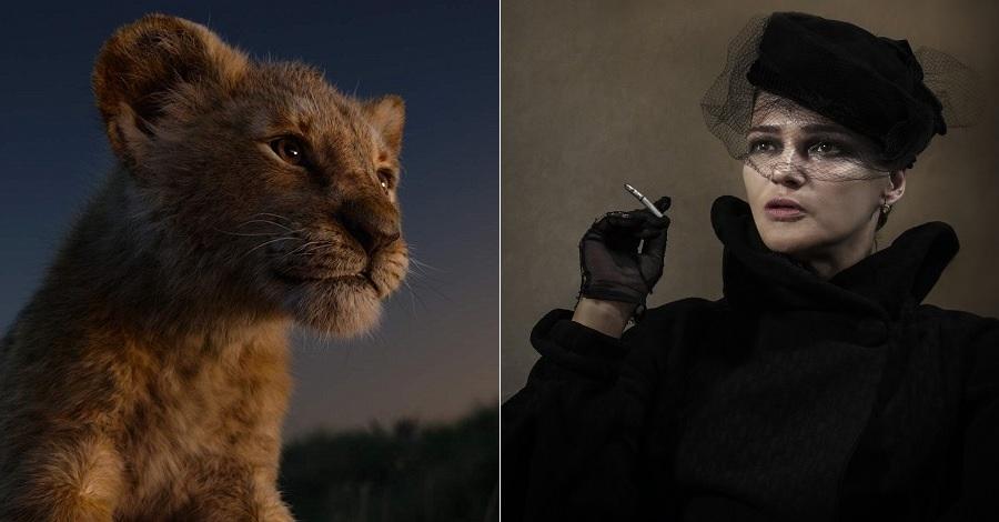 Delle immagini di Il Re Leone e Il Signor Diavolo, due dei sette film al cinema dal 22 agosto