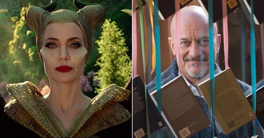 I primi piani di Angelina Jolie e Claudio Bisio