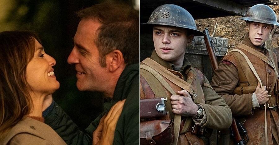Due scene di Figli e 1917, tra i film al cinema dal 23 gennaio