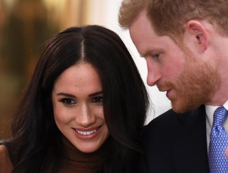 harry e meghan lasciano la famiglia reale