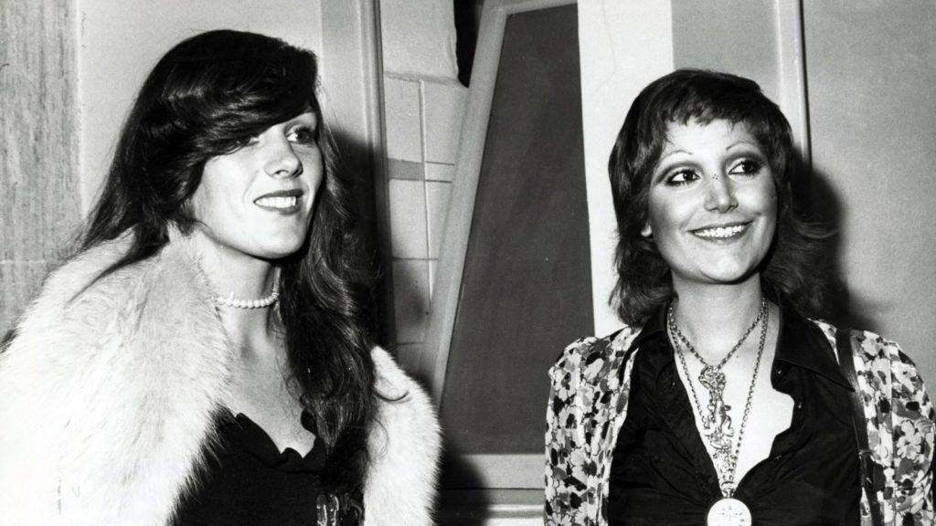 Caterina Caselli e Mia Martini negli anni Sessanta