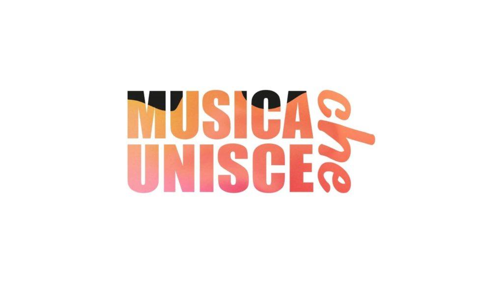 Il logo di Musica che unisce