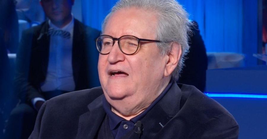 Vincenzo Mollica a Domenica In