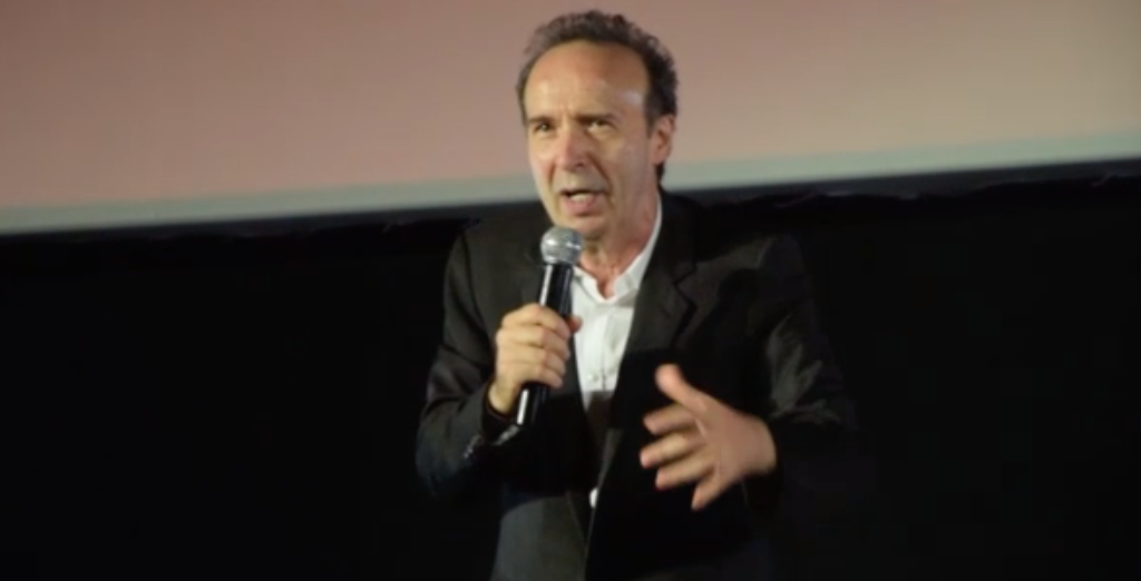 roberto benigni al bari international film festival