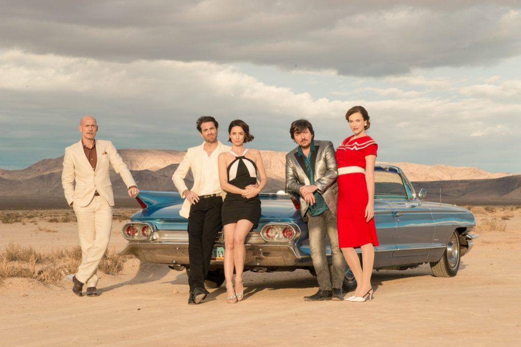 Il cast del film Divorzio a Las Vegas