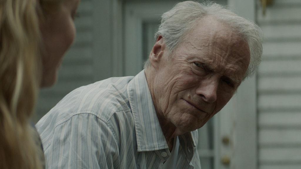 Clint Eastwood in una scena del film Il corriere - The Mule