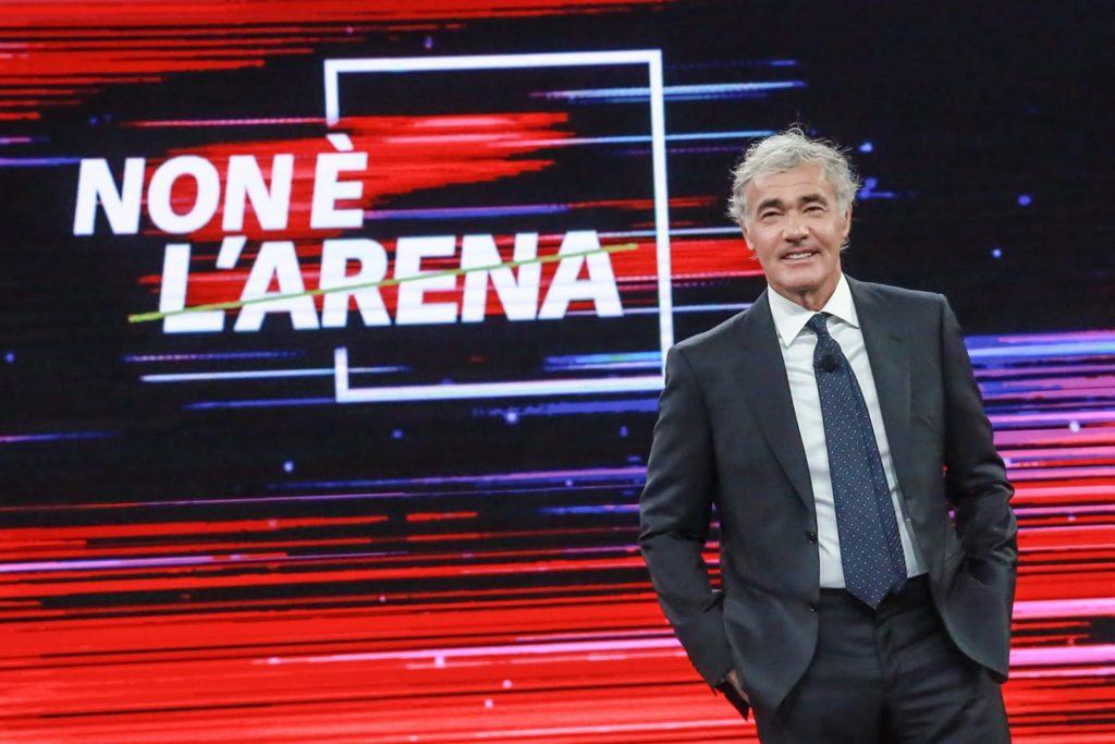 Massimo Giletti, uno dei vip candidati a sindaco di Roma
