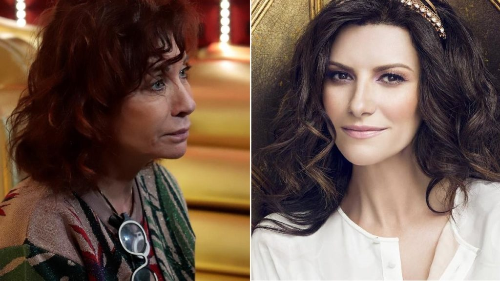 le scuse di Alda D'Eusanio Laura Pausini