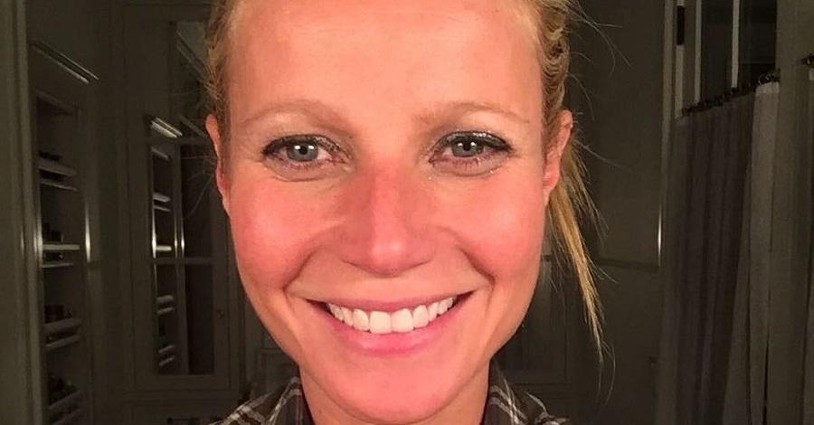 Un primo piano di Gwyneth Paltrow