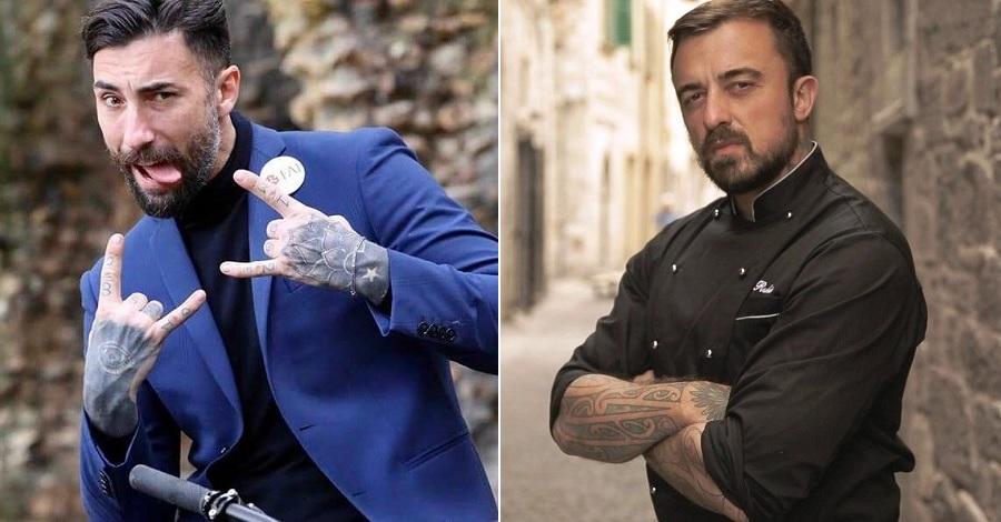 Brumotti e Chef Rubio