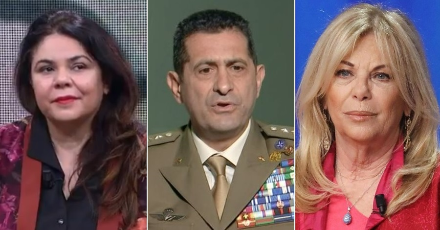 Michela Murgia, il generale Figliuolo e Rita Dalla Chiesa