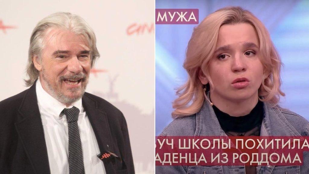 Ricky Tognazzi e l'intervista a Olesya Rostova a Chi l'ha visto