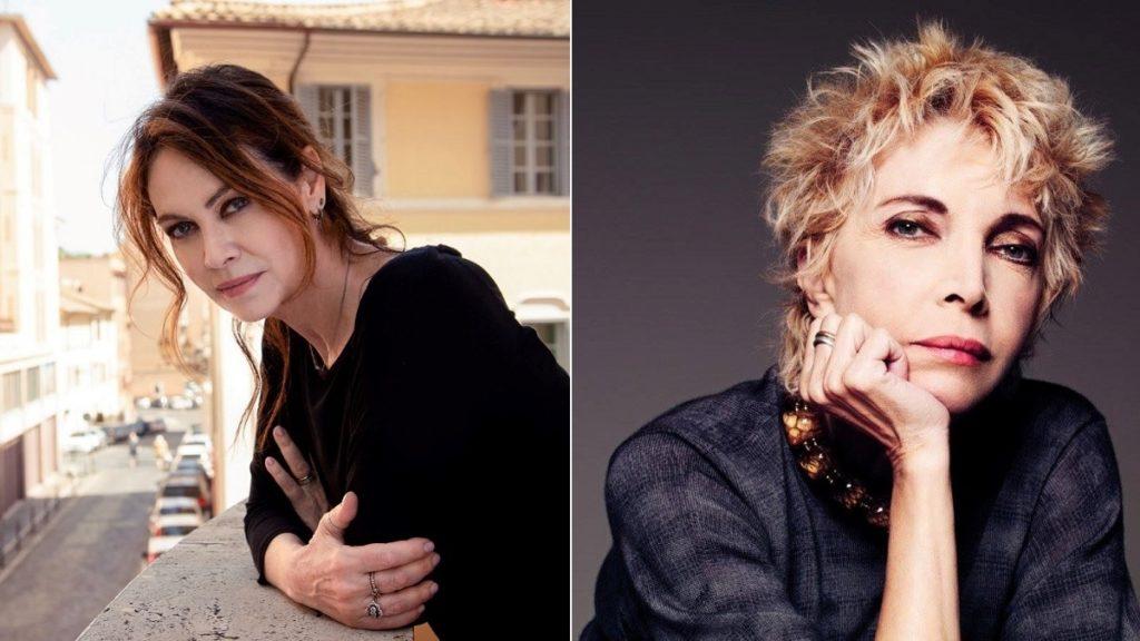 Elena Sofia Ricci e Mariangela Melato