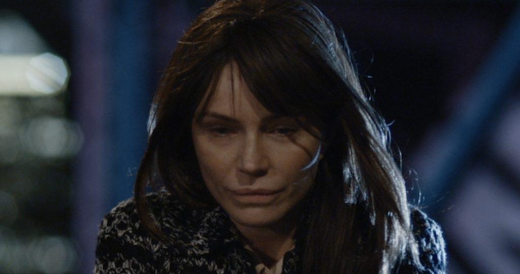 Francesca Neri in una scena del film The Habit of Beauty